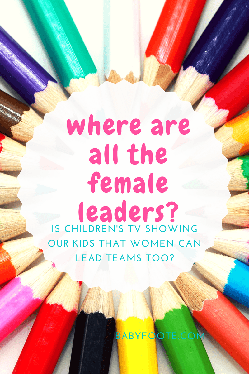 Where are all the female leaders-