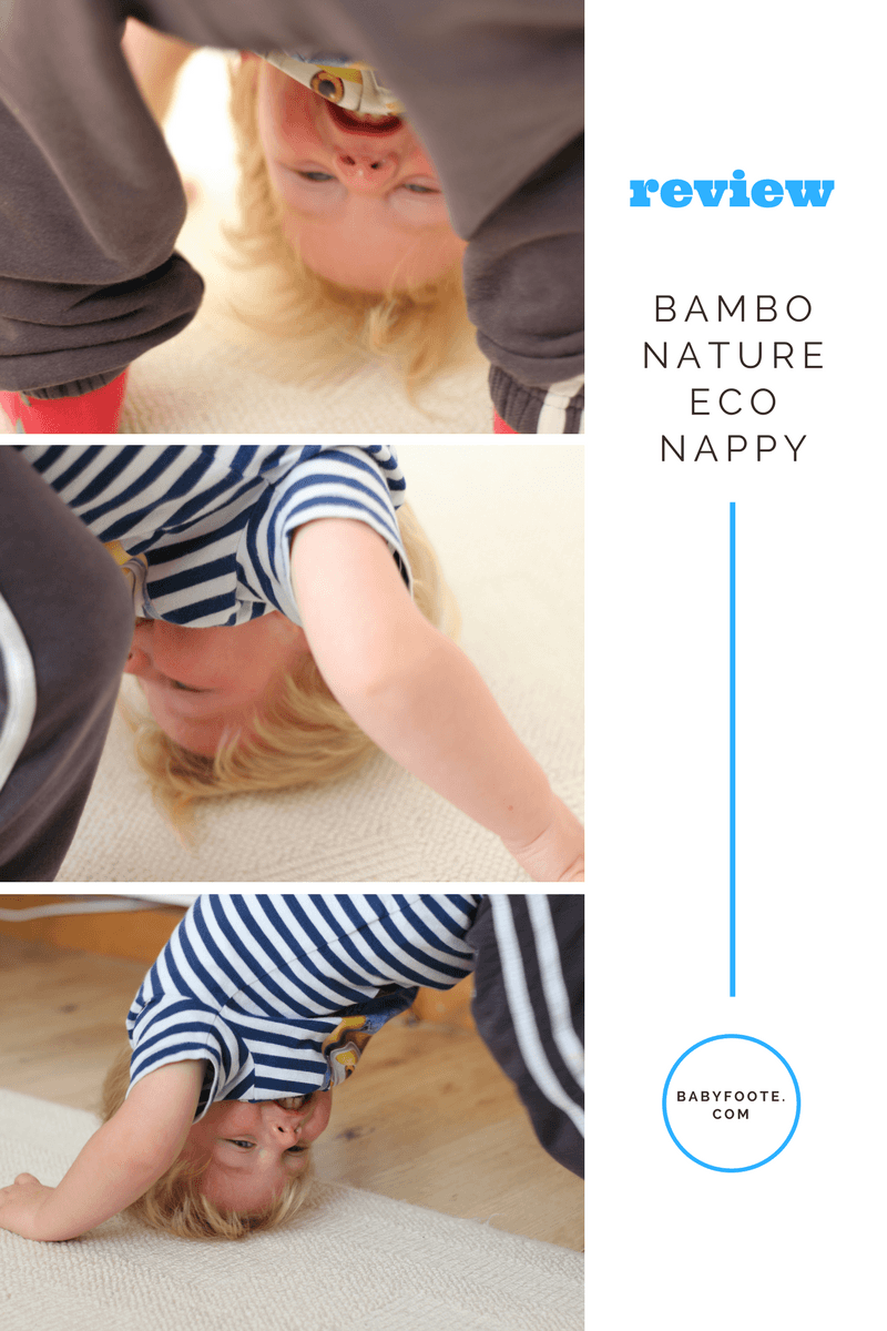 Bambo Nature eco-nappy review