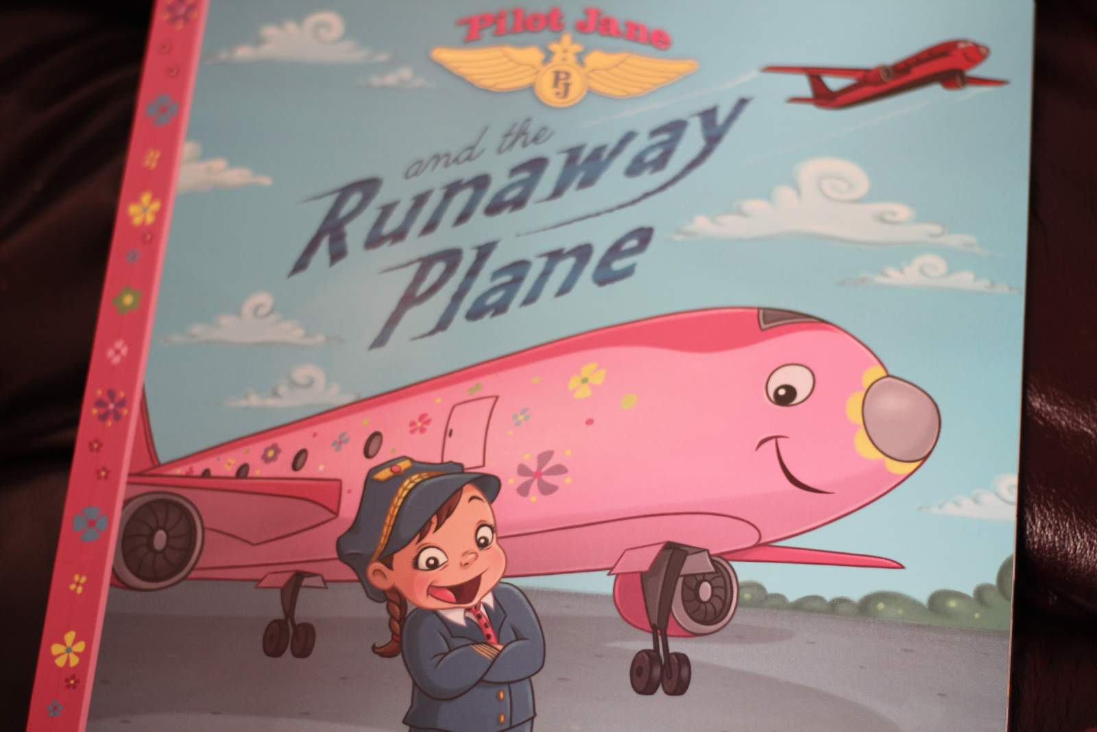 Pilot Jane and the Runaway Plane – book review