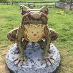 frog wildfowl and wetlands trust lego trust trail