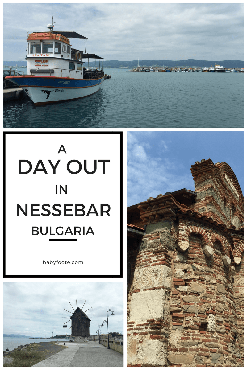 A day out in Nessebar, Bulgaria