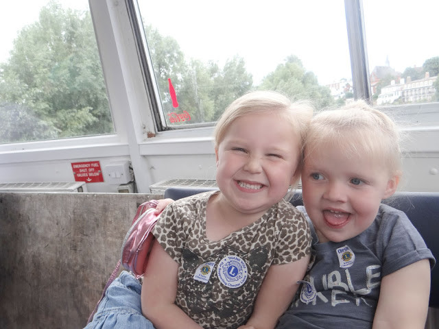 day out on the river dee boat ride with toddlers life as mum