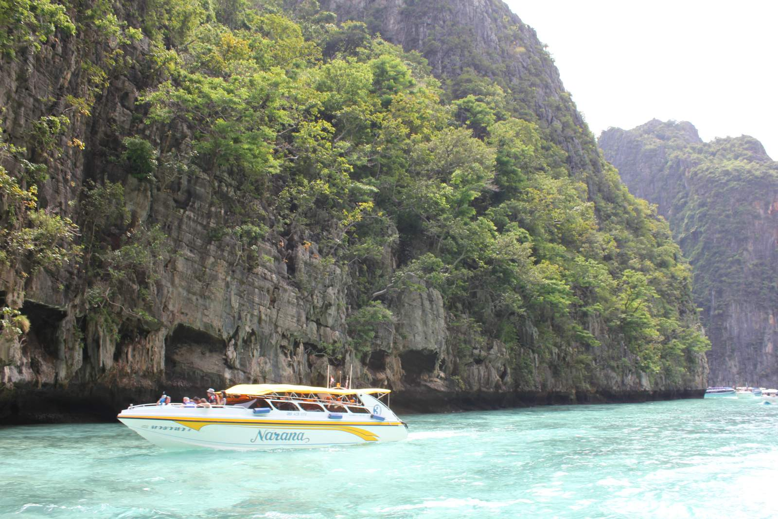 thailand island hopping with kids