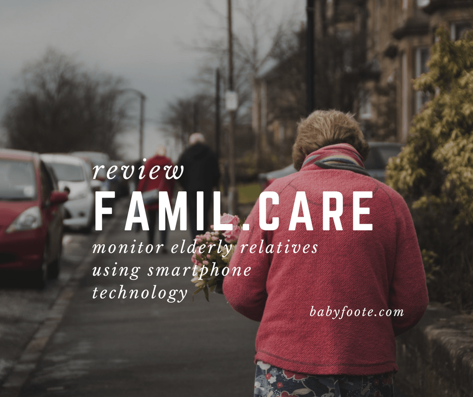 Famil Care Senior app review