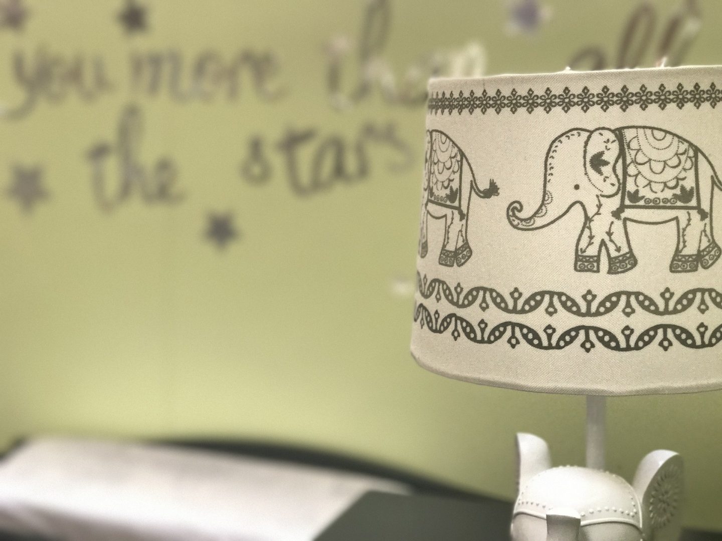 Nursery decorating ideas and tips