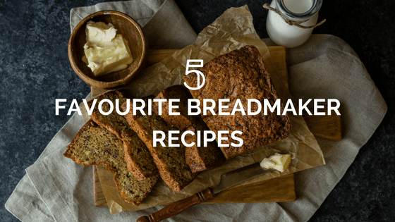 5 things you probably don't make in your breadmaker but definitely should