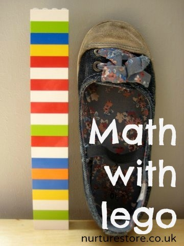 nurture store - math-with-lego