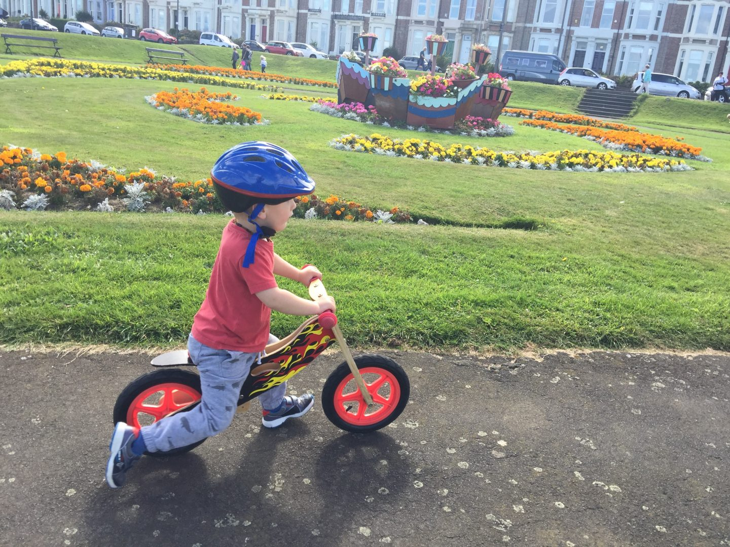 toddler balance bike in cullercoats