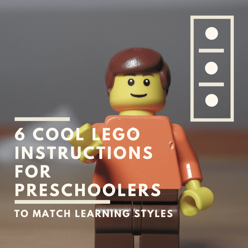 6 Brilliant Lego And Duplo How To Build Guides Babyfoote