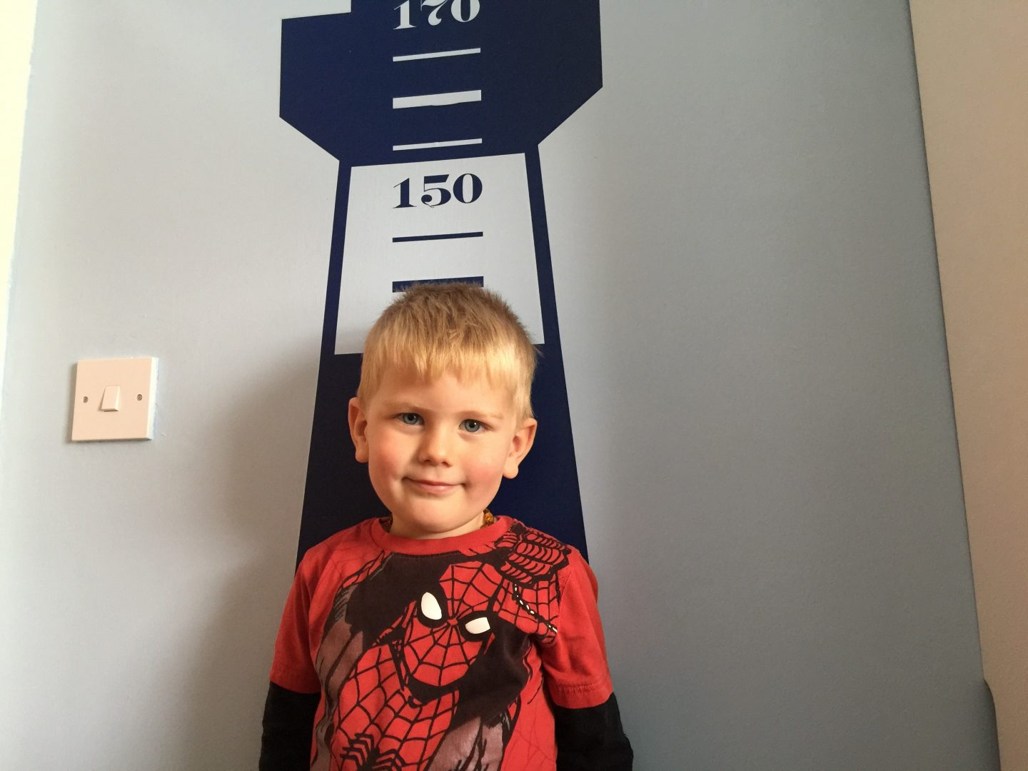 Win a kids height chart from Inkmill (worth £50)