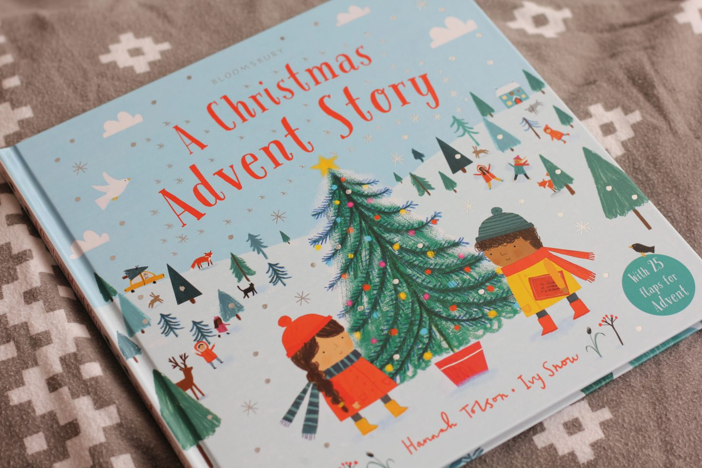 A Christmas Advent Story – book review