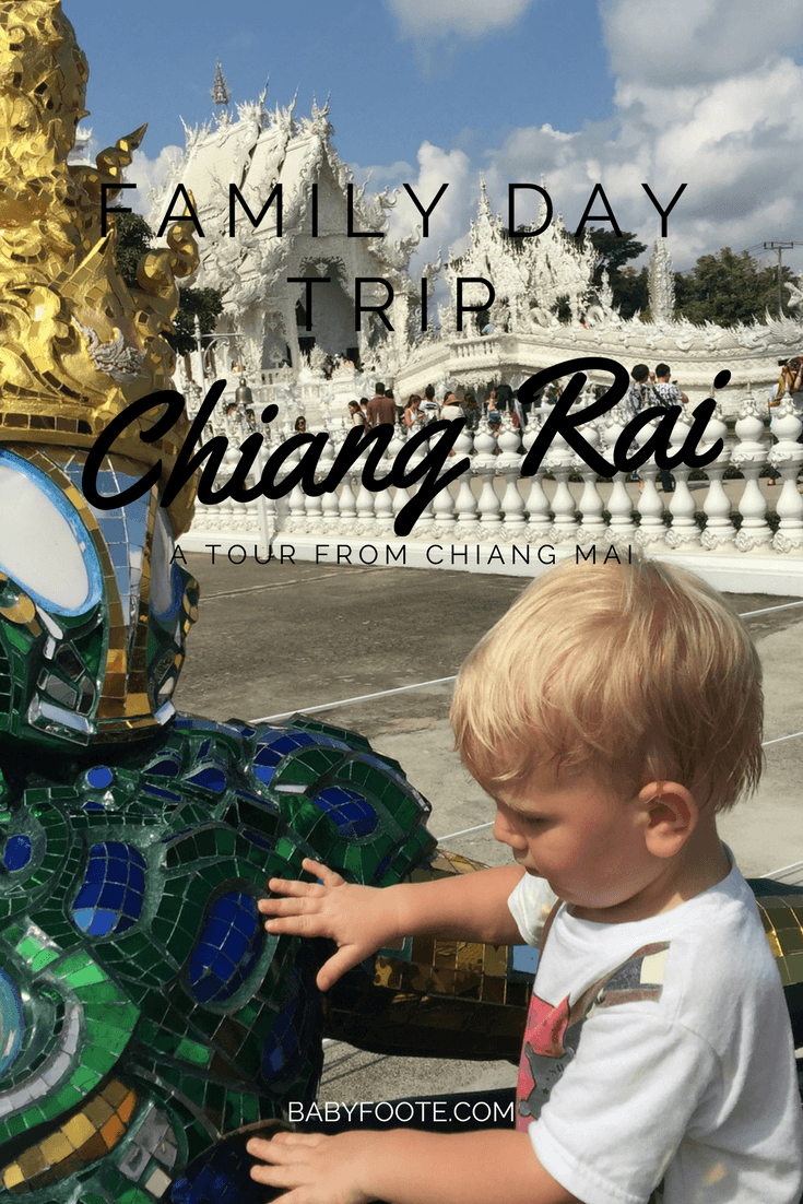 chiang rai from chiang mai thailand day trip with kids