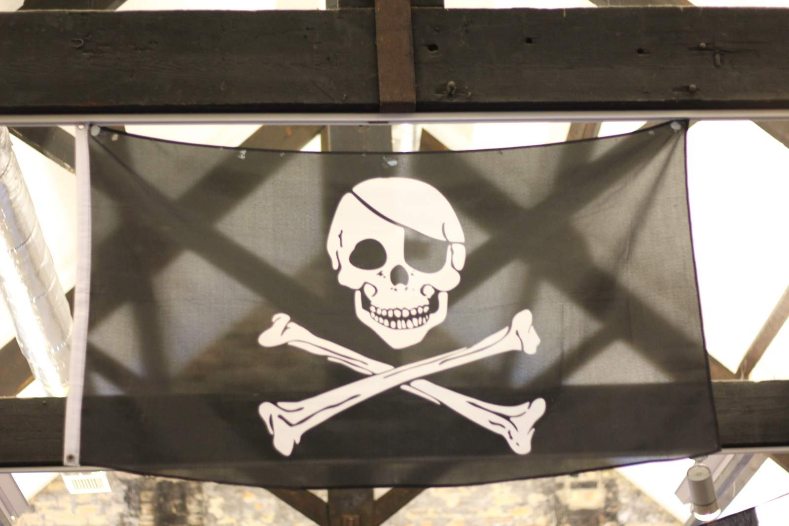 captain raggy beard's pirate school at woodhorn museum february half term