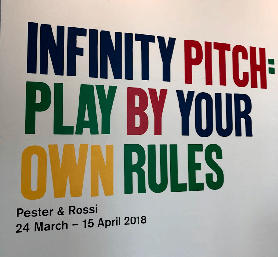infinity pitch BALTIC play by your own rules