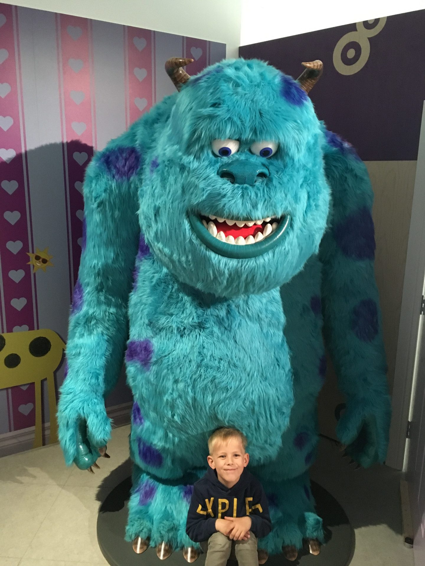 Monsters Inc at The Word South Shields