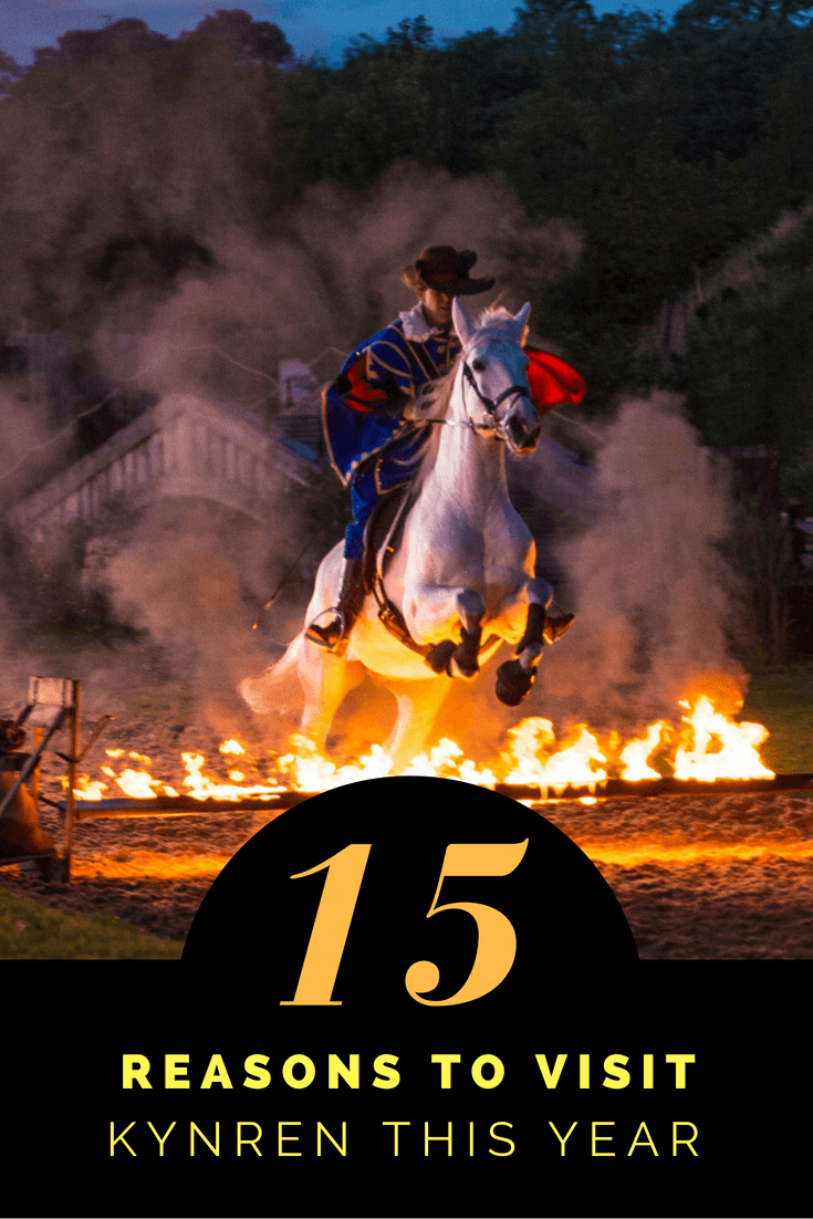 15 reasons you will not want to miss Kynren this year