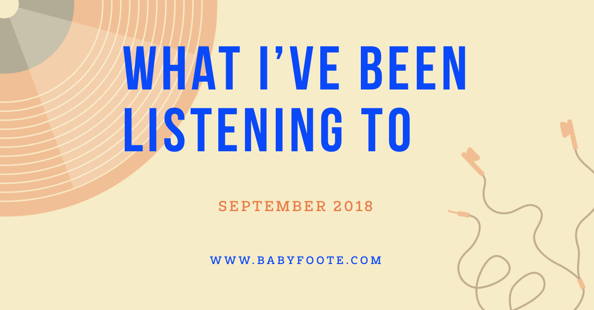 what i've been listening to babyfoote.com