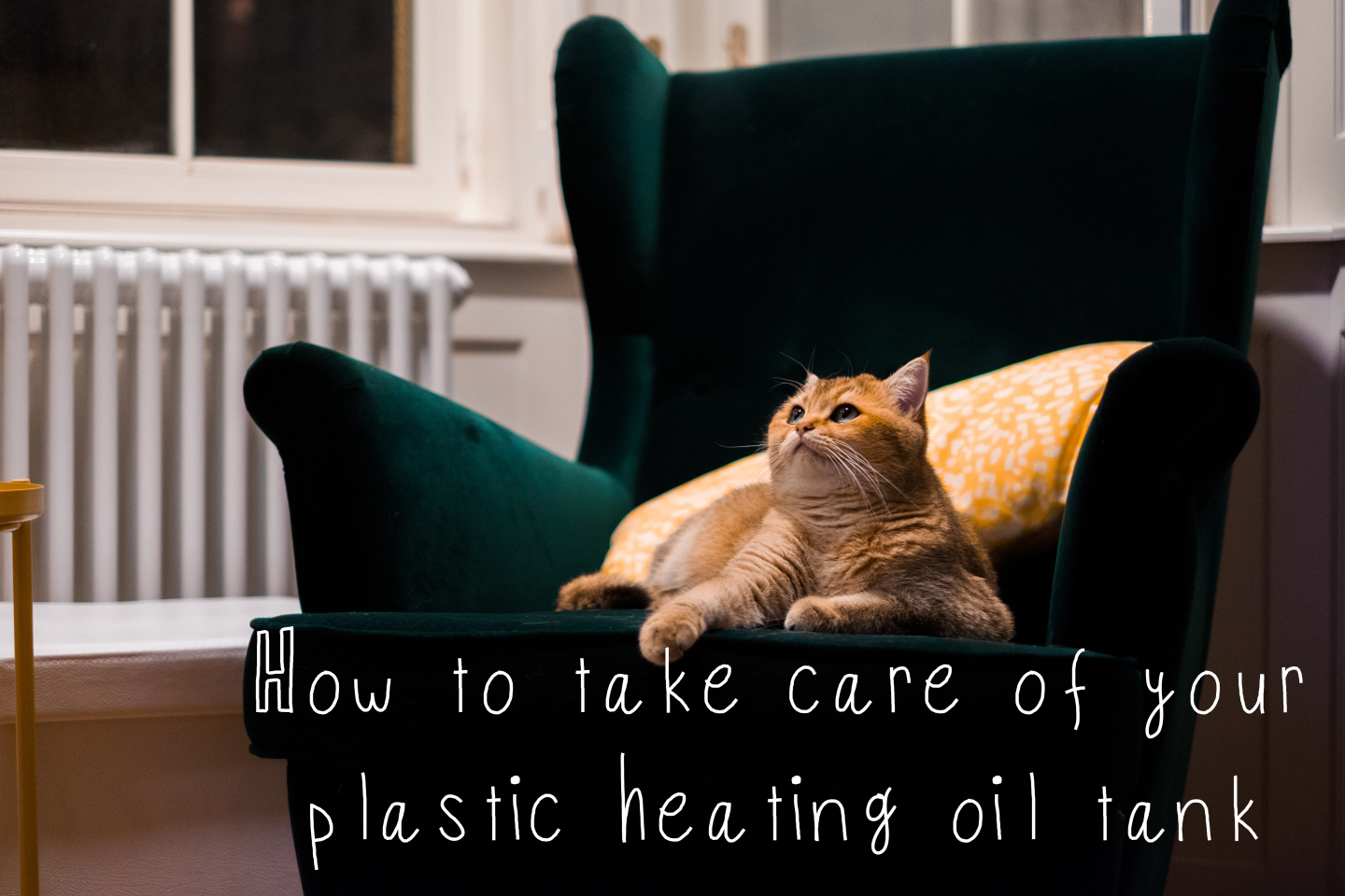 Looking After Your Plastic-fantastic Oil Tank