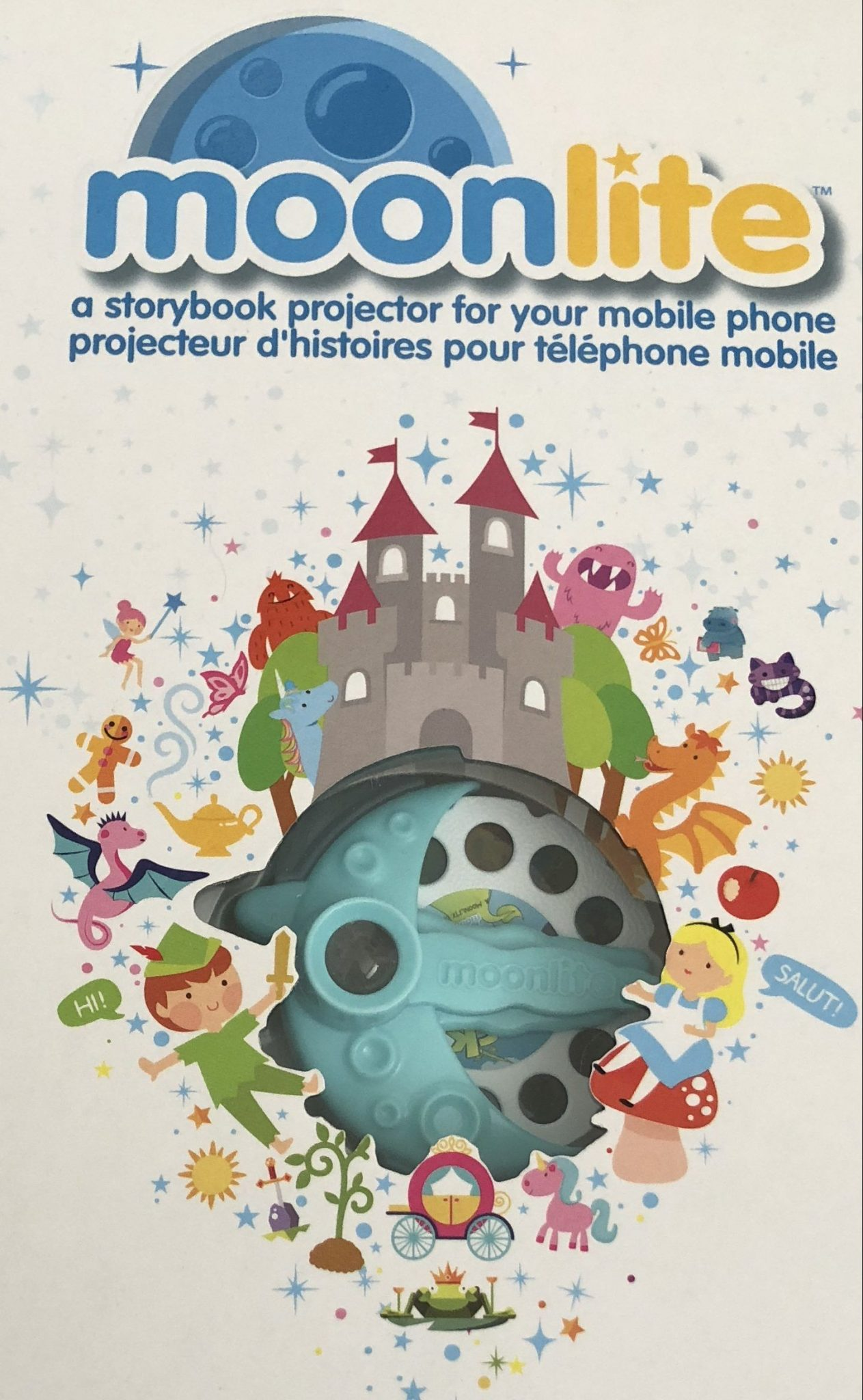 Moonlite Children's Storybook Projector Review