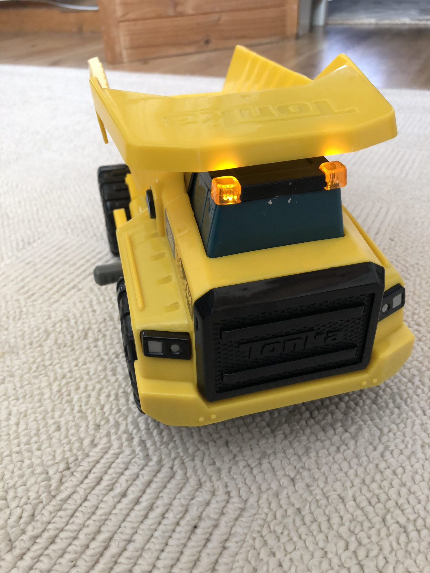 Tonka Power Movers Dump Truck Review