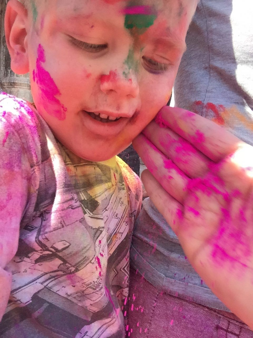 Postcards from India – Happy Holi in Udaipur
