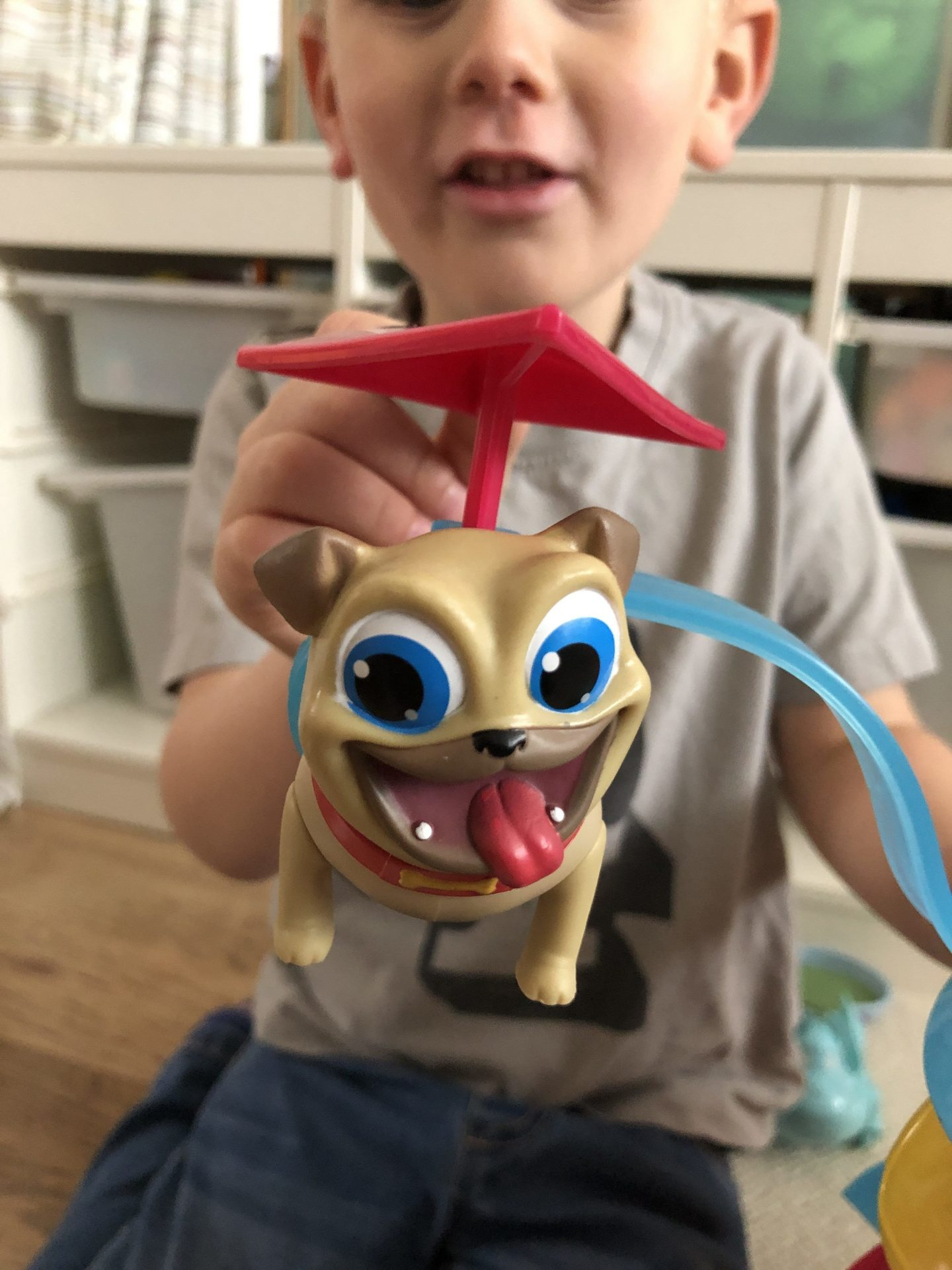puppy dog pals glider rolly