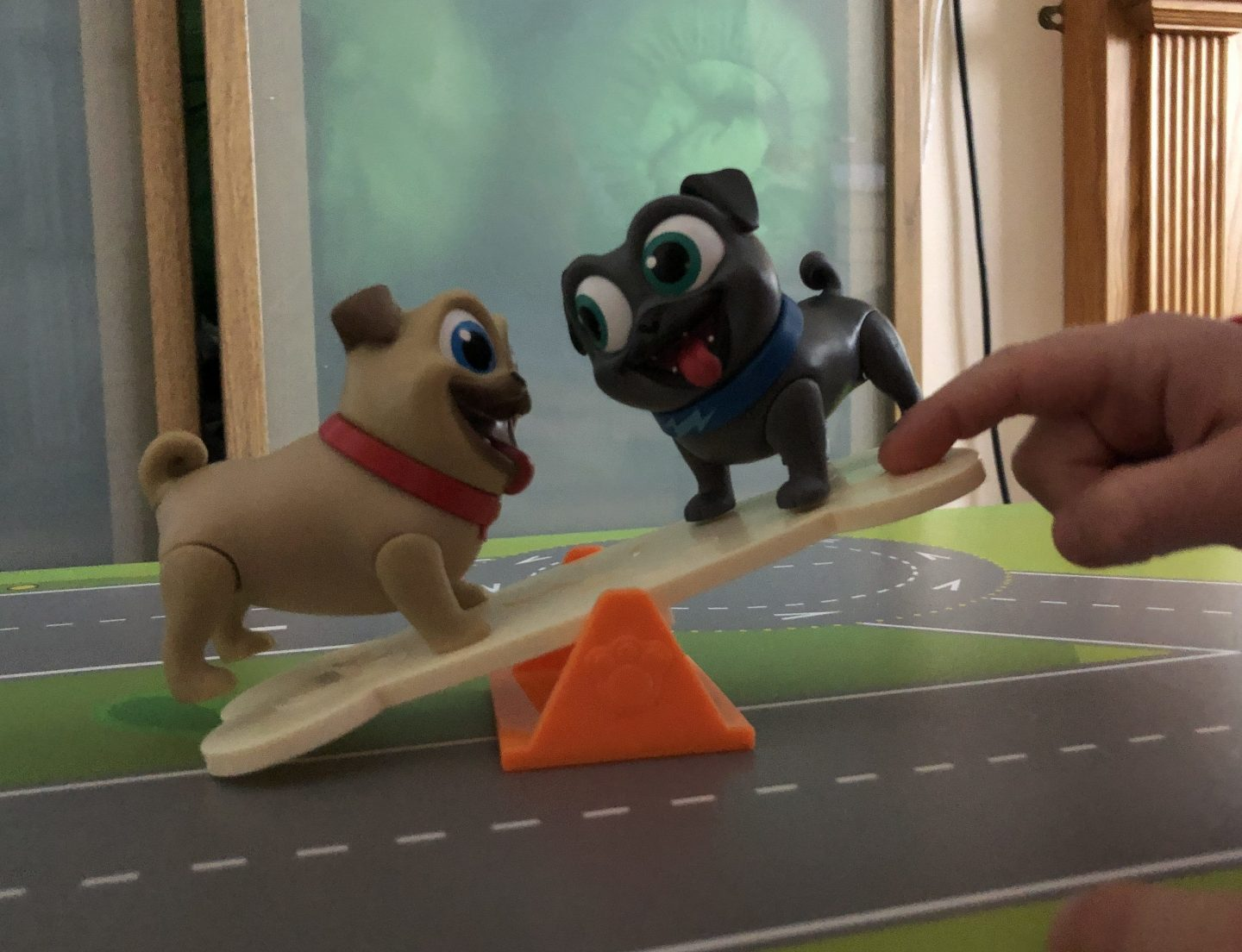 puppy dog pals see saw