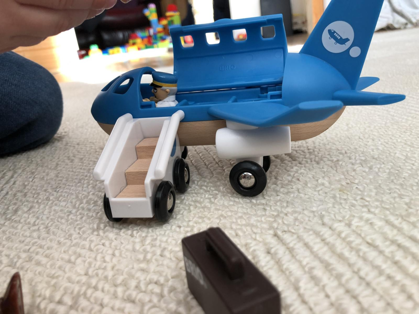 BRIO World Airplane Review