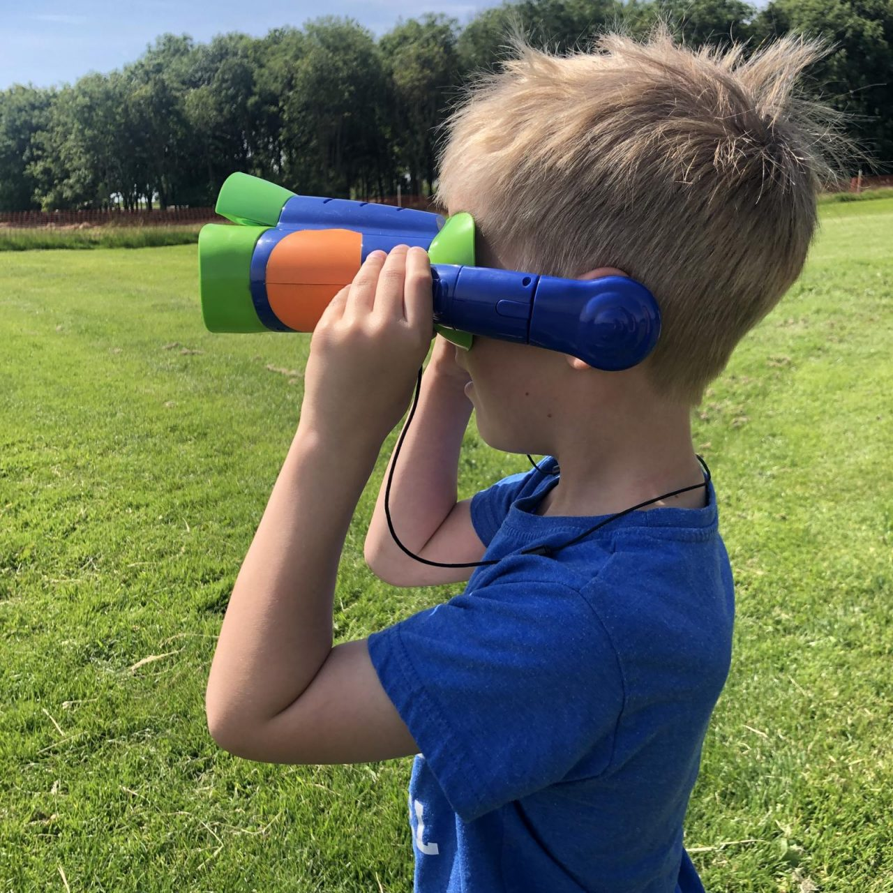 Geosafari Kidnoculars Extreme review and GIVEAWAY!