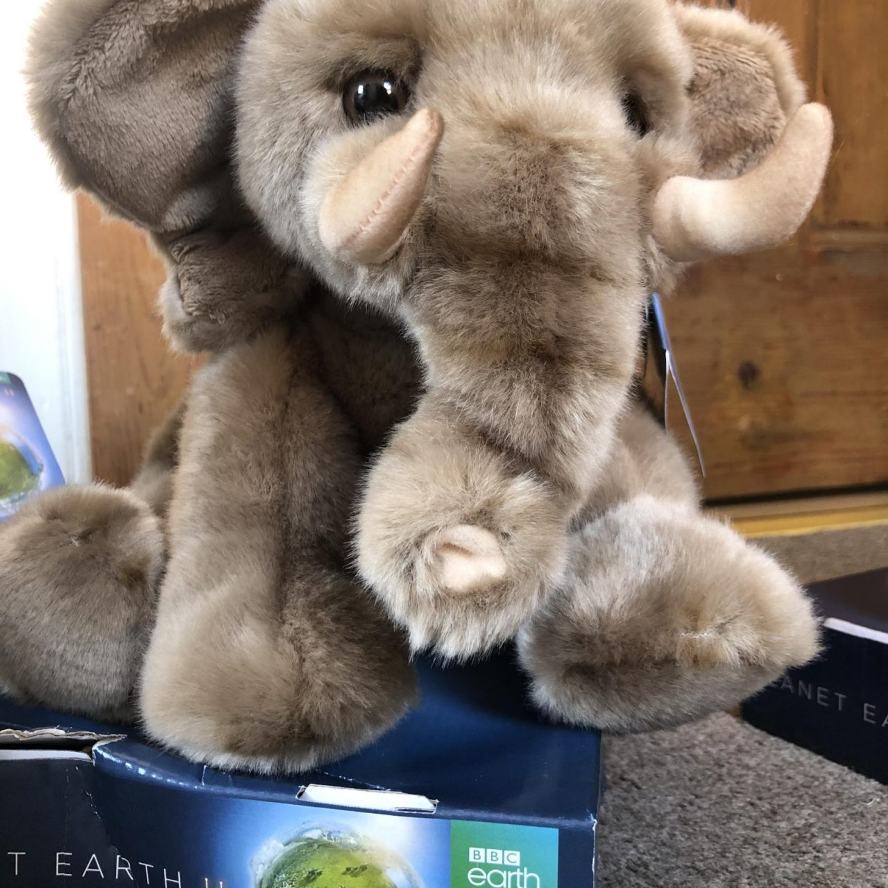 Posh Paws and Planet Earth plush review and giveaway!