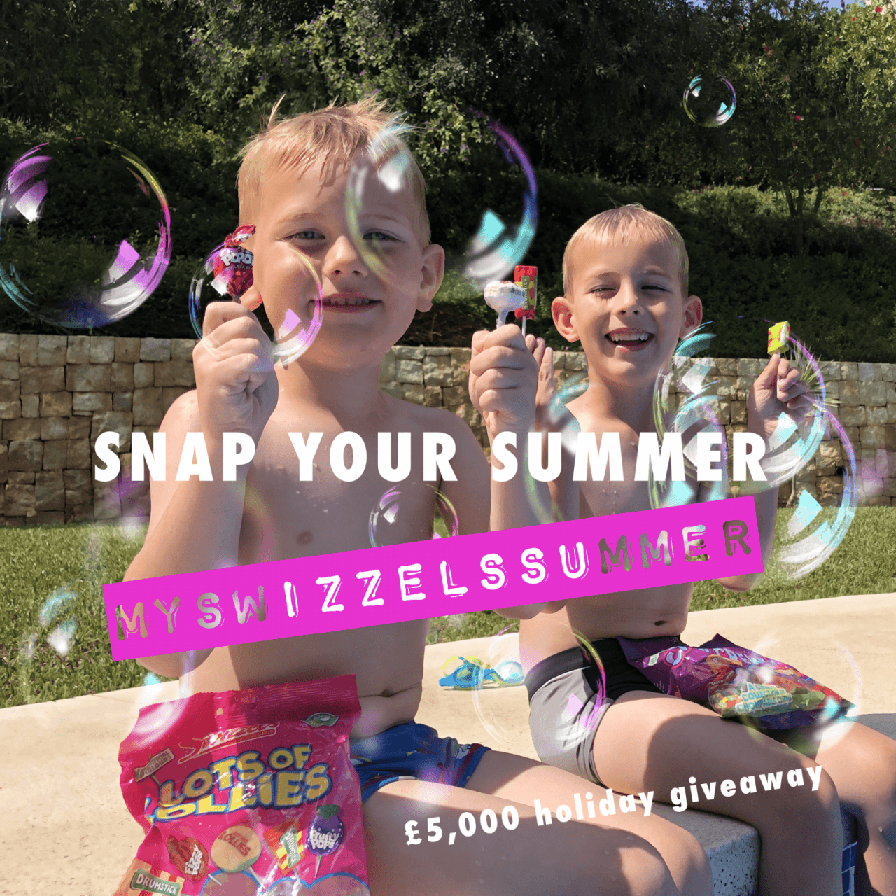 Swizzels summer fun!