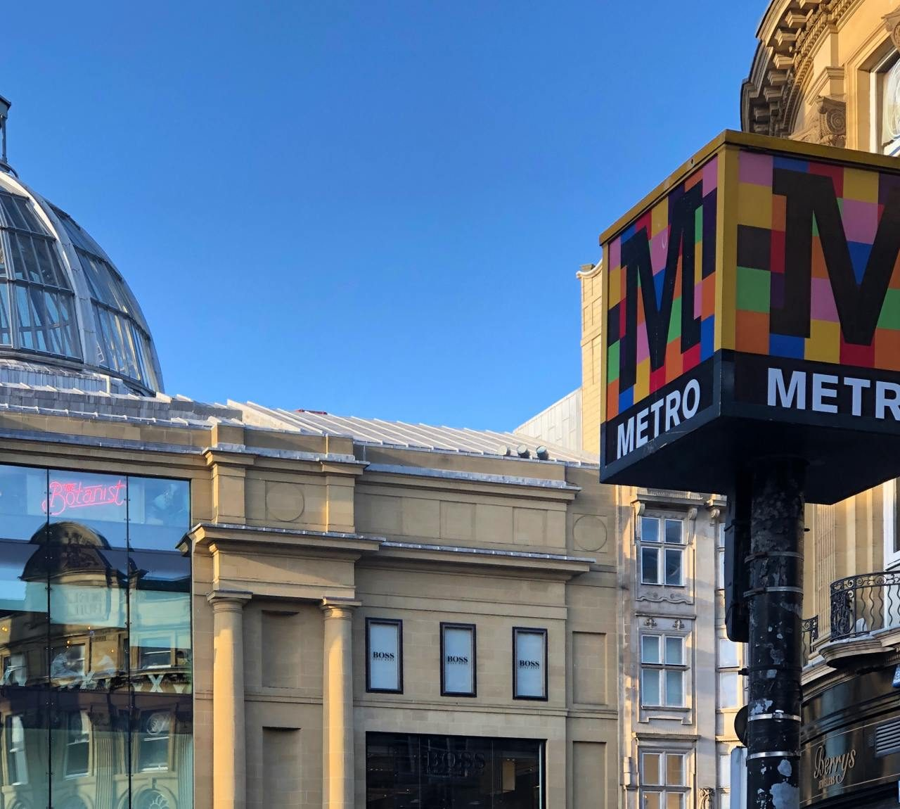 Our Great North Elmer Adventure with Tyne and Wear Metro
