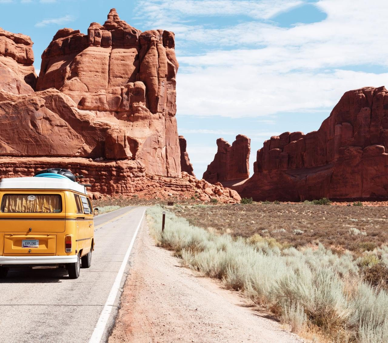 5 Tips To Help You Plan The Perfect Camper Van Adventure