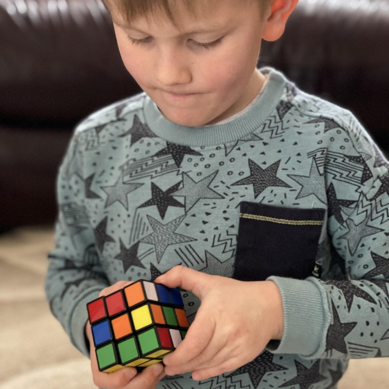 Family games from Ideal Games – Rubik's Cube